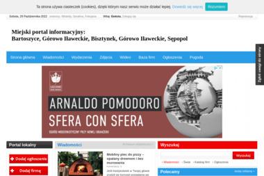 Bartoszyce Informator Lokalny - Reklama Adwords Bartoszyce