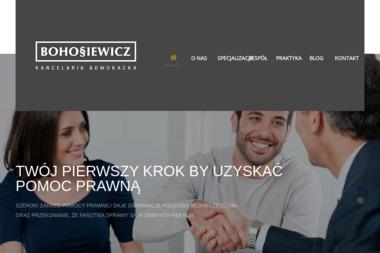 Kancelaria Adwokacka Krzysztofa Bohosiewicza - Adwokat Katowice