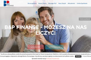 B&P finanse spółka jawna - Finanse Rumia