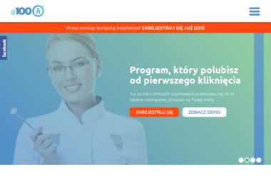DR100 Oprogramowania dla stomatologów - Sprzęt rehabilitacyjny Warszawa