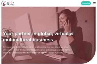 ETTA Global Leadership Consulting - Badania i rozwój, analizy Wrocław