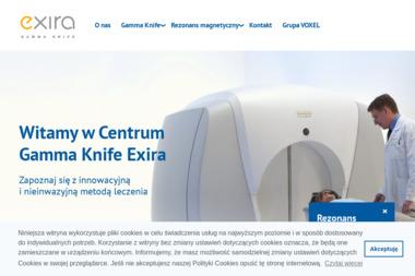 Gamma Knife Exira Naczyniaki Mózgu - Prywatne kliniki Katowice