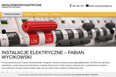 Fabian Wycikowski - Alarmy mrągowo