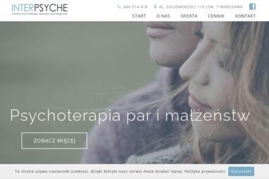 Centrum psychoterapii i edukacji psychologicznej InterPsyche - Terapia uzależnień Warszawa