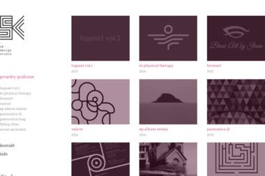 SK Design Studio - Projektowanie logo Nowy Sącz