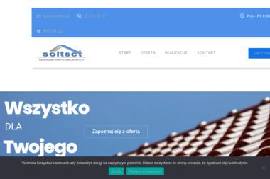 Soltect - Centrum Pokryć Dachowych - Pokrycia dachowe Biskupice