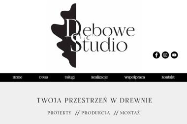 Dębowe Studio - Elewacje Łomianki