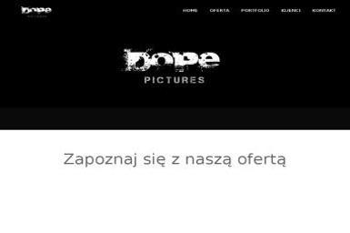 Dope Pictures - Reklama internetowa Kraków