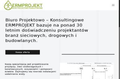 ERMPROJEKT BIURO PROJEKTOWO-KONSULTINGOWE Sebastian Rydz - Projektowanie inżynieryjne Wrocław