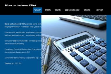 Biuro Rachunkowe ETNA - Doradztwo, pośrednictwo Szczecin