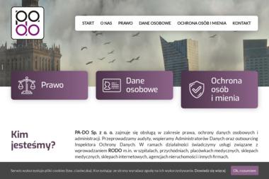 PA-DO Sp. z o.o. - Dostawy wody Warszawa