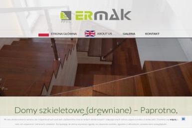 P.P.H.U. ERMAK Ernest Makocki - Balustrady Cerkwica