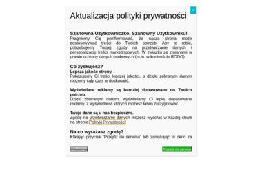 1+1 AMEX Adam Pawlaczek - Firma transportowa Zabrze