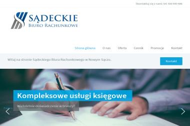 Sądeckie Biuro Rachunkowe - Biuro rachunkowe Nowy Sącz