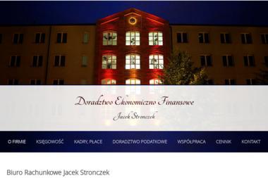 Biuro Rachunkowe Jacek Stronczek - Doradca Inwestycyjny Rybnik