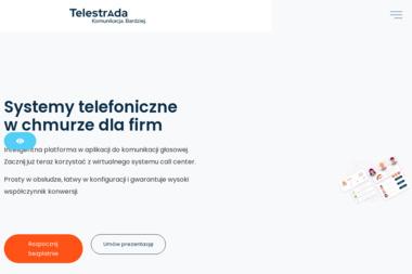 TELESTRADA S.A. - Telefony stacjonarne Warszawa