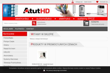 Firma Usługowa ATUT - Urządzenia, materiały instalacyjne Piotrków Trybunalski
