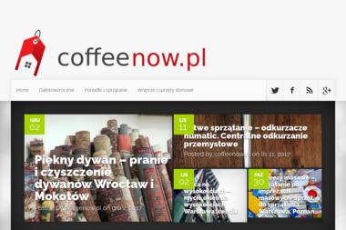 COFFEENOW Szczepan Wieczorek - Posadzki żywiczne Aleksandrówka