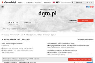 Dqm - Domy murowane Białystok
