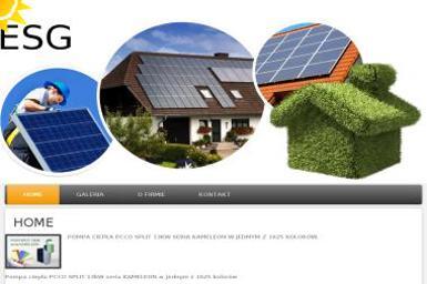 ESG EKOLOGICZNE SYSTEMY GRZEWCZE - Usługi Budowlane Zamość