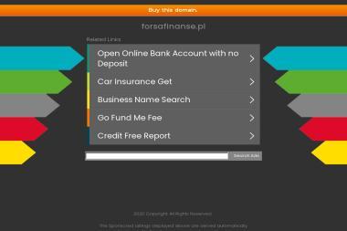 Forsa Finance Sp. z o.o. - Kredyt gotówkowy Głogów