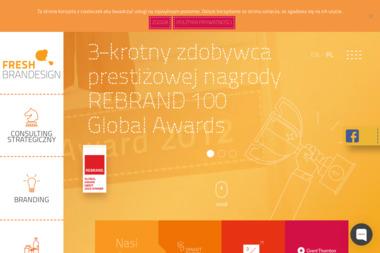 Fresh Brand Design Sp. z o.o. - Logo Firmy Poznań