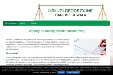 Usługi Geodezyjne Dariusz Suwała - Geodezja Sulejówek