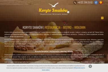 Restauracja Koryto Smaków - Gotowanie Wołomin