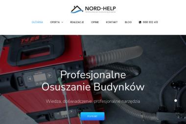 NORD-HELP Irena Wieczorek - Osuszanie Pruszków
