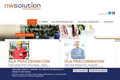 Nw Solution Sp. z o.o. - Agencja Doradztwa Personalnego Poznań