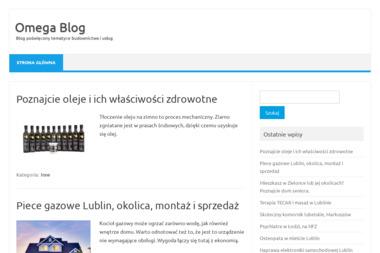 OMEGA - Pokrycia dachowe Lublin