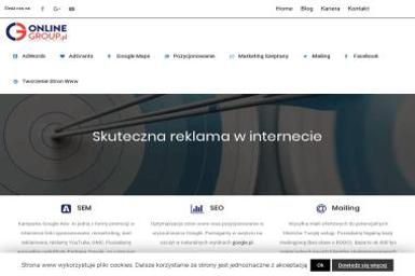 OnlineGroup - Marketing IT Kraków