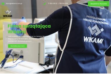 Wikami Kamila Rudzińska - Odśnieżanie dróg i placów Wrocłąw