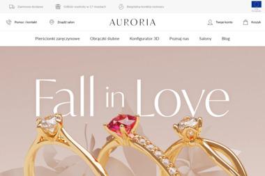 AURORIA Diamonds - Pierścionki Zaręczynowe - Jubilerstwo Poznań