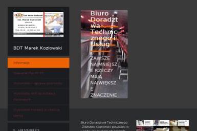 BDT Marek Kozlowski - Zielona Energia Choroszcz