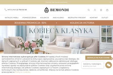 Bemondi - Producent Mebli Na Wymiar Raszyn