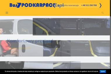 Anet - buspodkarpacie - Firma transportowa Rzeszów