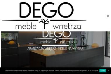 Meble DEGO ( kuchniejana.pl) - Meble z Litego Drewna Białystok