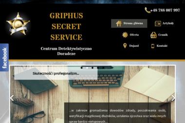 Detektyw Śląsk GRIPHUS SECRET SERVICE Janusz Szymura - Windykowanie Należności Rybnik