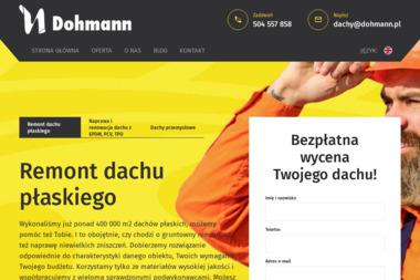Dohmann - Firma Alpinistyczna Gdańsk