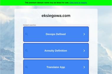 Biuro rachunkowe eKSIEGOWA.com Bielsk Podlaski - Usługi finansowe Bielsk Podlaski