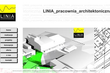 Linia Pracownia Architektoniczna Bartosz Gorczyca - Architektura Krajobrazu Krosno