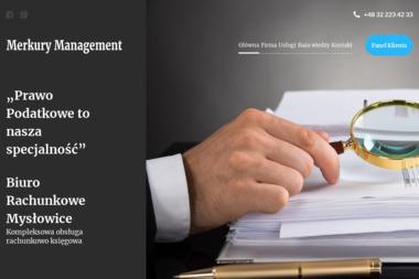 Biuro Rachunkowe Merkury Management Sp.z o.o. - Usługi podatkowe Mysłowice