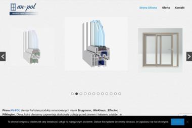 ANPOL - Sprzedaż Okien Aluminiowych Sandomierz
