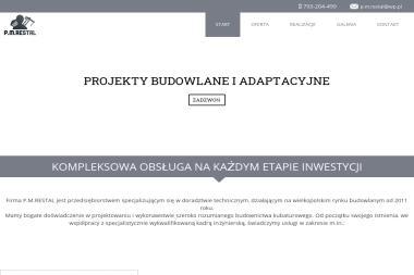 p.m.restal - Nadzór budowlany Poznań