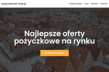 POŻYCZKOMAT ŁÓDŹ - Doradztwo Kredytowe Łódź