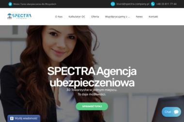 Agencja Ubezpieczeniowa Spectra Company sp. z o.o. - Ubezpieczenie firmy Bielsko-Biała