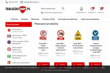 tabliczkibhp.pl - Naklejki na Ścianę Jastrzębie-Zdrój
