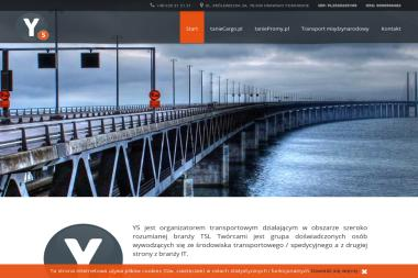 Y5 Sp. z o.o. - Usługi Transportowe Złocieniec