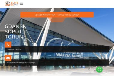 ELITE Airport Taxi Gdańsk - Przewóz Osób Gdańsk